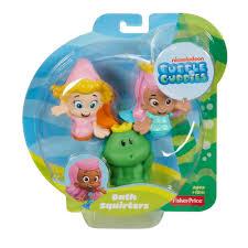 bubble guppies bath squirters assortment 10 00 hamleys for