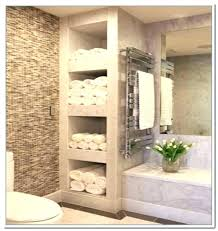 Towel Storage In Small Bathroom Bathroom Towel Storage Ideas Bathroom Towel Ideas Bathroom Towel