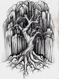 25 best willow tree tattoos ideas on weeping willow