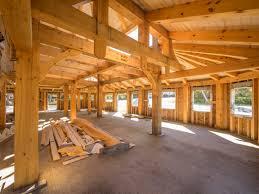 advantages of building a timber frame house post u0026 beam homes inc