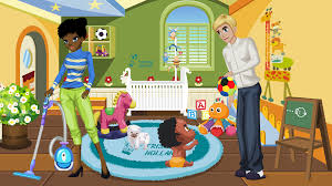 baby in the house baby games android apps on google play