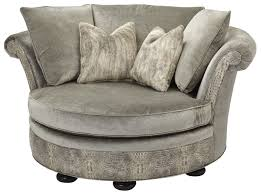 Low Back Sofa by Low Back Comfy Round Sofa