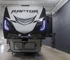 Raptor Rv Floor Plans 2017 Keystone Raptor 355ts Model