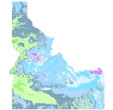 idaho zone map spirit lake idaho hardiness zones