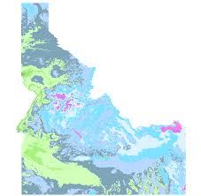 Growing Zone Map Spirit Lake Idaho Hardiness Zones