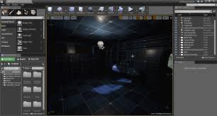 underground ue4 horror game u2014 polycount