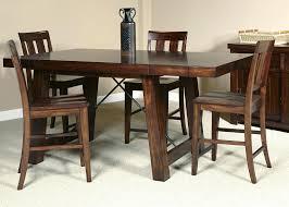 dining table liberty furniture stone brook 3 piece bar and stool