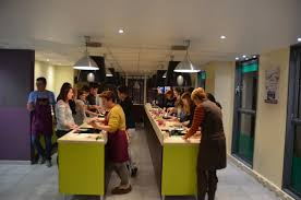 la cuisine lyon tous à la cuisine picture of l atelier gourmand de lyon lyon