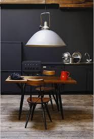 cuisine mur noir la couleur noir dans la déco du salon la chambre la cuisine room
