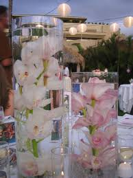 Candy Vases Centerpieces Diy Seashell Candy Favors Weddingbee Photo Gallery