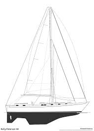 the kelly peterson 44 sailboat bluewaterboats org