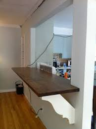 wall for kitchen ideas knock out a wall a bar i want to do this in the kitchen