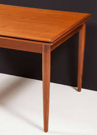 Pull Out Table by Credenza With Pull Out Dining Table Dining Tables
