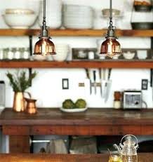 Copper Pendant Lights Kitchen Impressive Copper Pendant Light Kitchen Comely Copper Kitchen