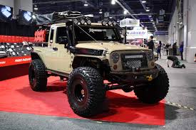 Gallery 15 Badass Jeeps From Sema You Know You Want Autoguide