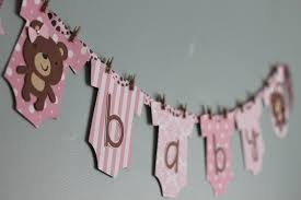 baby shower banners baby shower banners girl and creative baby shower banners