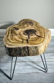 table basse touret bois les 25 meilleures idées de la catégorie tables métalliques sur