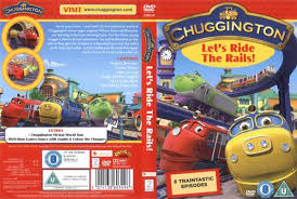 chuggington training television front cover id48913