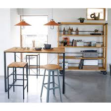 table haute ilot central best 25 table haute bar ideas on table haute table