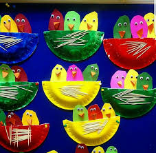 Easter Decorations Kindergarten by 375 Best Primavera Passarinhos Animais Images On Pinterest