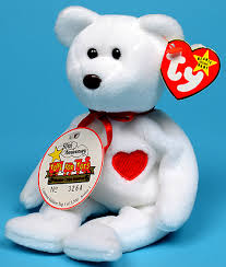 ty valentino valentino toys for tots ty beanie babies
