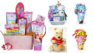 kids easter gift baskets free disney gift basket ideas for 50