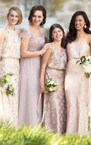 sequin bridesmaid dresses modern sequin bridesmaid dress sorella vita bridesmaid gowns
