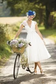 tea dresses wedding tea calf 1950s vintage wedding dress by brighton