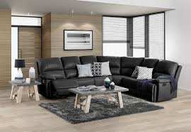 Corner Sofa With Speakers Leather Corner Lounges Amart Furniture