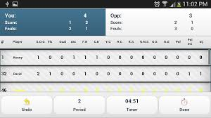 soccer stats keeper android apps on google play
