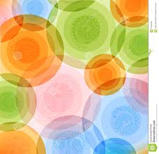 vector multicolor background pattern with shiny circles geometric