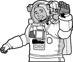 astronaut pictures for kids free download clip art free clip