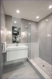 subway tile bathroom floor ideas bathroom awesome white subway tile shower with pebble floor