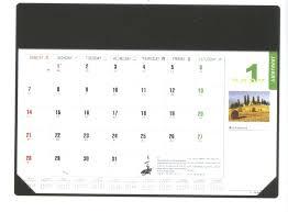 what is a desk blotter calendar desk blotter calendar desk writing mat calendar blotter table