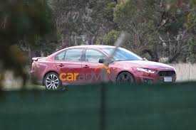 2016 ford falcon spy photos 310kw xr6 turbo almost here photos