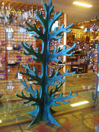 tree ornament stand rainforest islands ferry