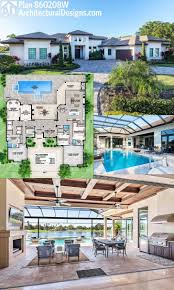 indoor pool house plans home design ideas with garden kevrandoz