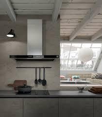 hotte de cuisine sans moteur hotte décorative oceane 90cm sans moteur inox roblin réf 6063131