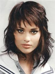 shag hairstyle for fine hair and round face shag hairstyles for round faces long shag haircut image long