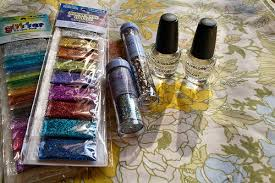 five sixteenths blog make it monday diy nail polish