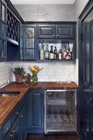 blue kitchen cabinets brown granite best kitchen ideas kitchen interior kitchen design
