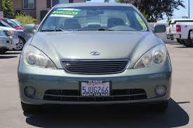 2005 lexus es330 sedan review thrifty car sales sacramento buy used cars research inventory