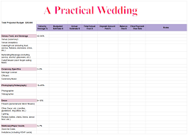 wedding planning on a budget how to create a for you wedding budget apw
