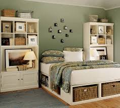 Storage Shelves With Baskets Furniture Un Polish Wooden Single Bed With Storage And Book