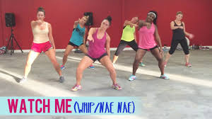 dance tutorial whip nae nae silento watch me whip nae nae dance fitness with jessica