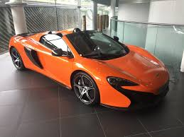 mclaren suv inside mclaren technology centre where f1 racers and supercars are