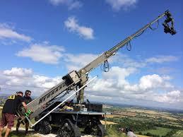 hydrascope telescopic camera cranes hire chapman uk