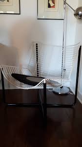 vintage jarpen chair neils gammelgaard for ikea 1983 black