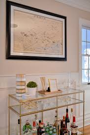 Dining Room Console Table by Project Cooper And Ella Dining Room Reveal Jeanne Campana Design