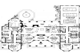 mediterranean home floor plans 37 one story mediterranean house plans one story mediterranean